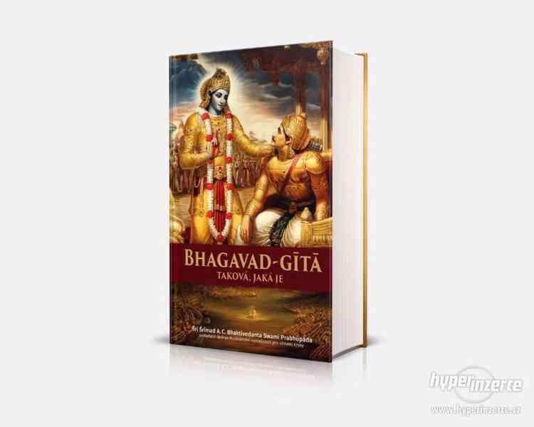 Kniha knih - Bhagavad-gítá