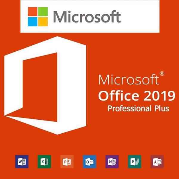 Office 2019 Professional Plus - Rychlé  Doručení + Doklad