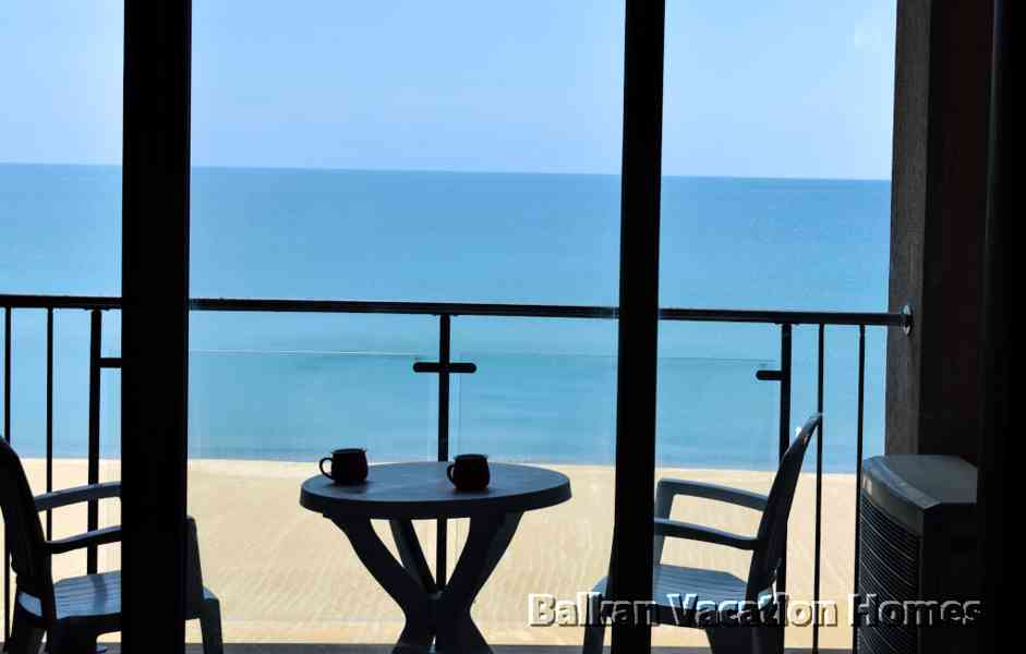 Bulharsko 2 + kk byt s výhledem na moře v Obzor Beach Resort