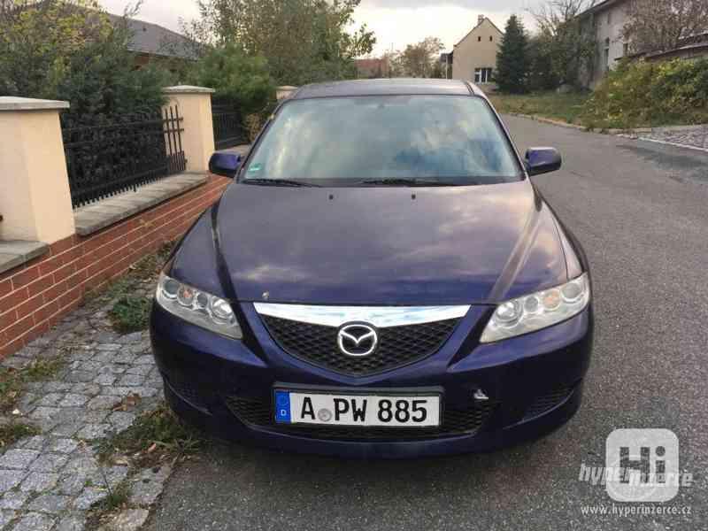 Mazda 6 2.0 D 100 kw rozprodám na díly. - foto 1