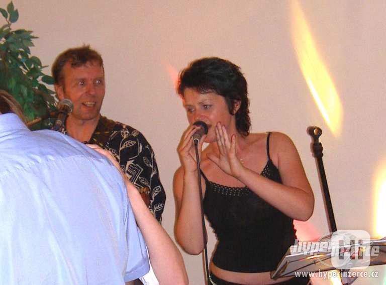 Živá hudba na ples svatbu oslavu - Duo Alex - foto 2