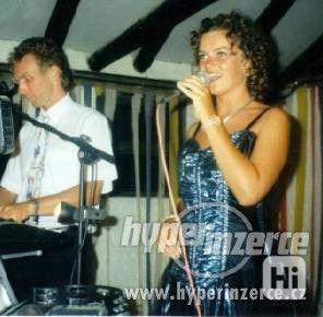 Živá hudba na ples svatbu oslavu - Duo Alex - foto 3