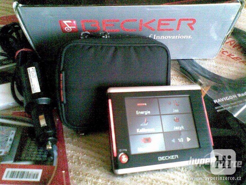 navigace becker 7926-3 - foto 4