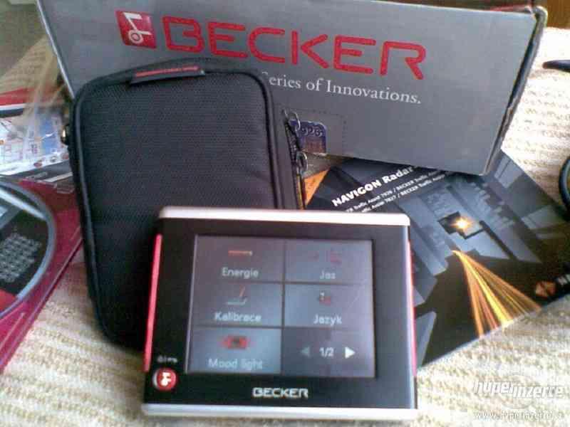 navigace becker 7926-3
