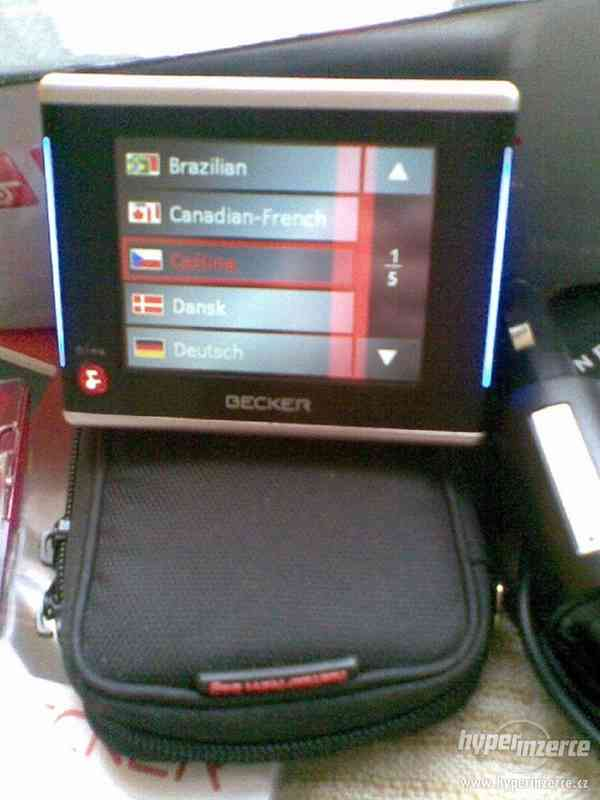 navigace becker 7926-3 - foto 3