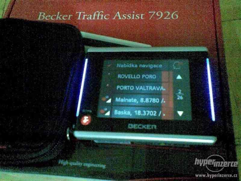navigace becker 7926-3 - foto 6