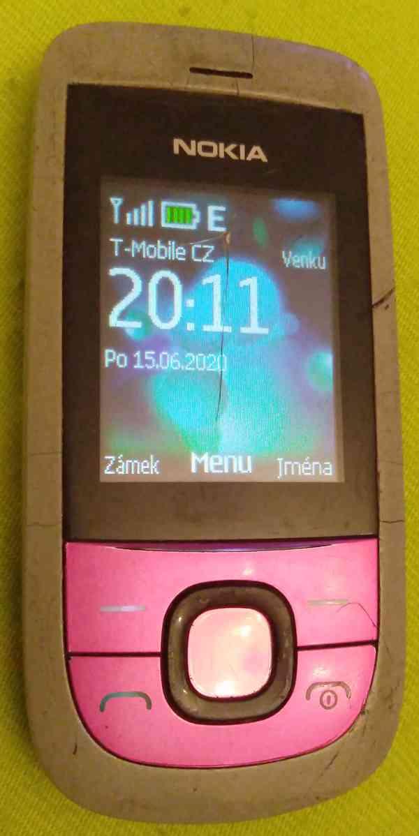 Tlačítkové mobilní telefony -funkční a s nabíječkama!!!  - foto 3