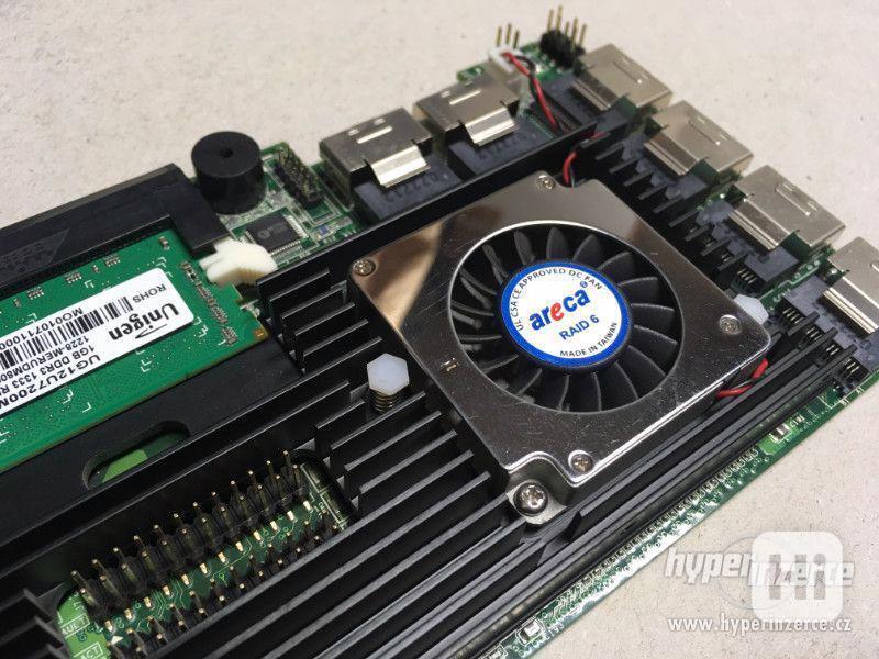 SAS/SATA řadič ARECA ARC-1882IX-24-1GB PCIe 3.0 x8, 4+24 - foto 2