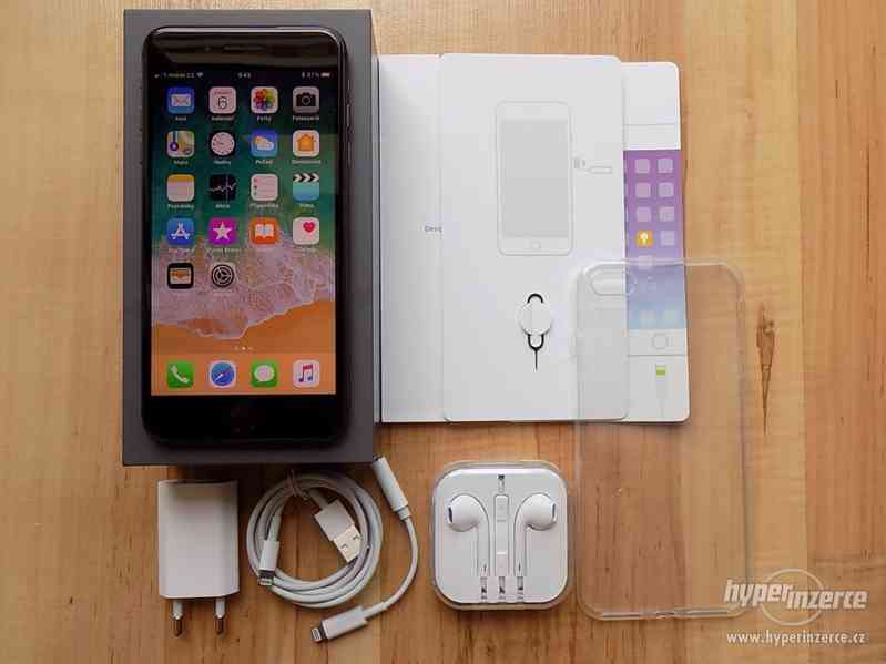 APPLE iPhone 8 PLUS 64GB Space Grey - ZÁRUKA - SUPER STAV