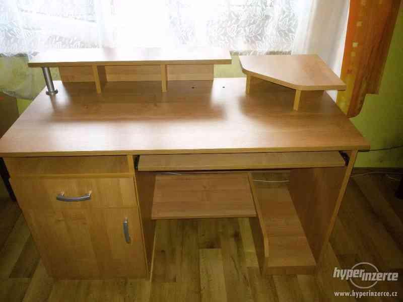 PC stůl - psací stůl