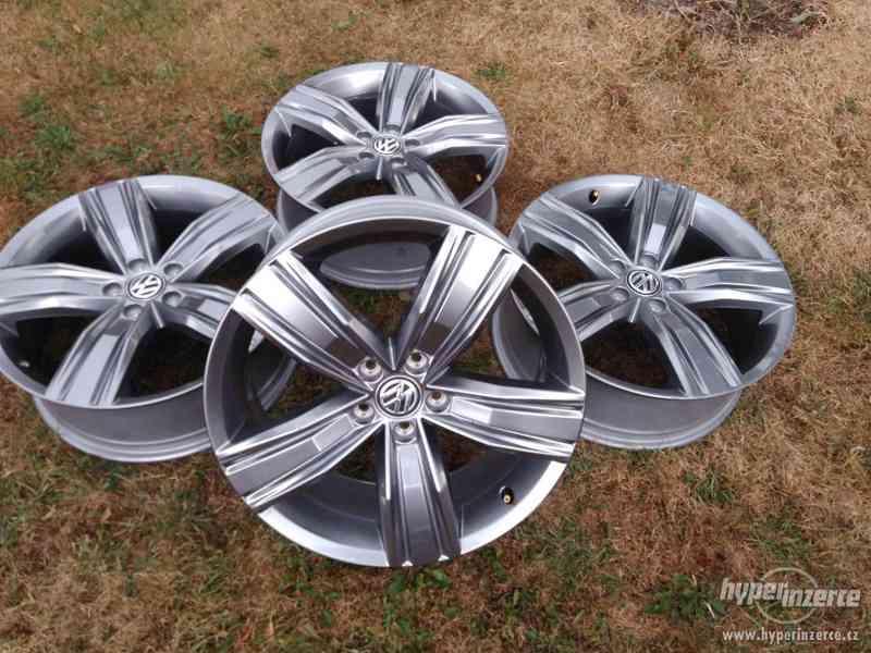 Disky Volkswagen Tiguan Victoria Falls r19 5x112