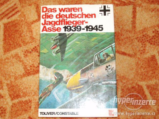 DAS WAREN DIE DEUTSCHEN JAGDFLIEGER-ASSE 1939-1945