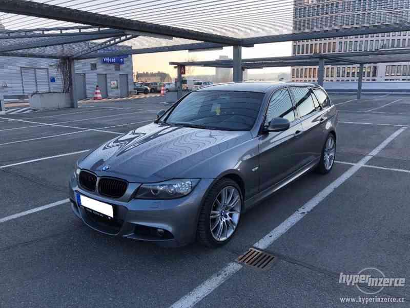 BMW E91 335I M-Paket LCI, Keyless go