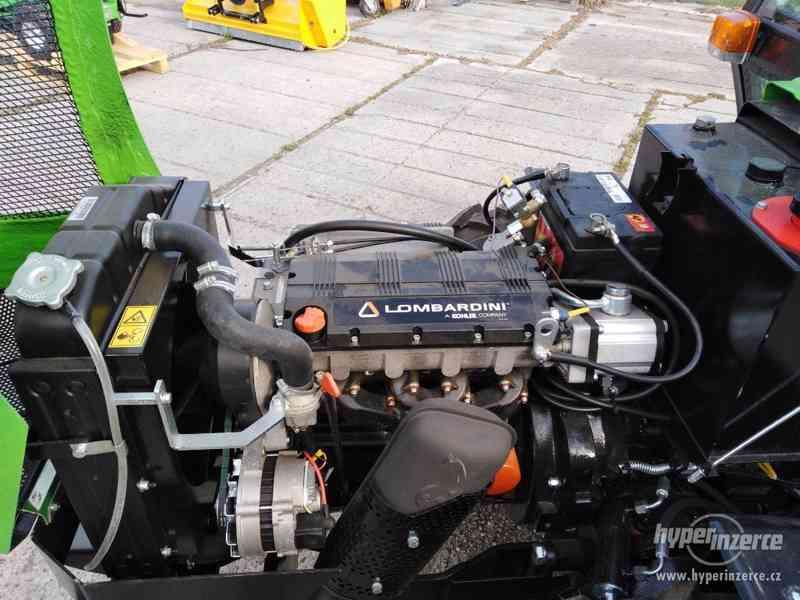 Malotraktor Vega 36HP – Comfort - foto 2