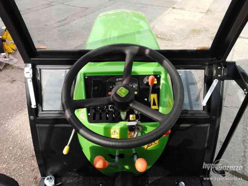 Malotraktor Vega 36HP – Comfort - foto 7