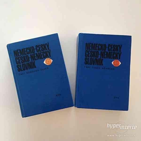 Česko - německý a Německo - český slovník