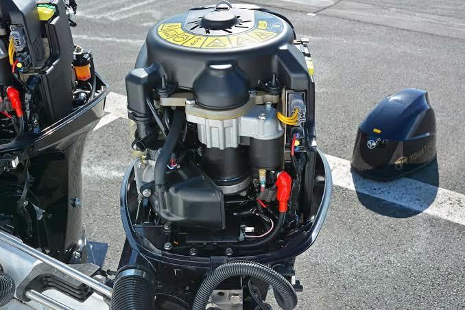 Čtyřtaktní přívěsný motor Tohatsh 60 HP - foto 10