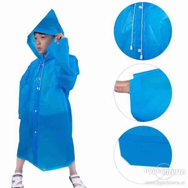Dětské pláštěnky