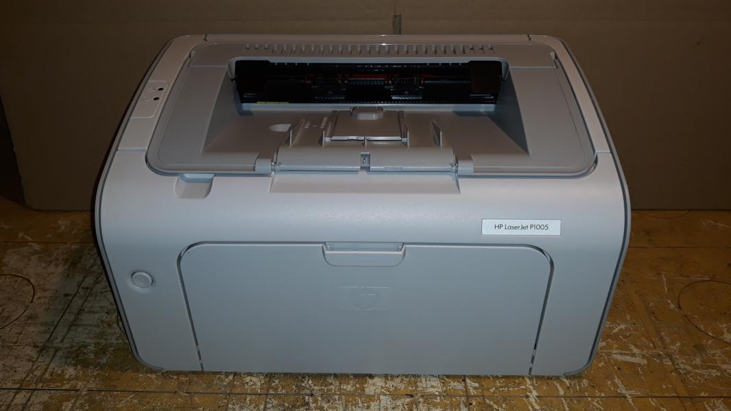 HP Laserjet P1005 | najeto 3000stran | nový toner