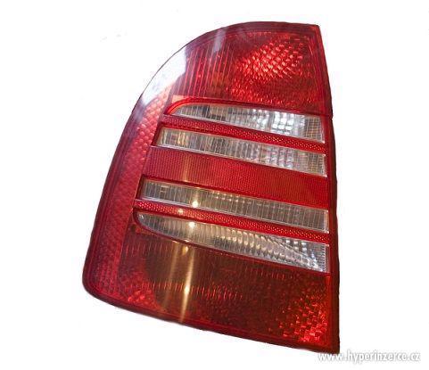 Zadní světla Škoda Superb 1