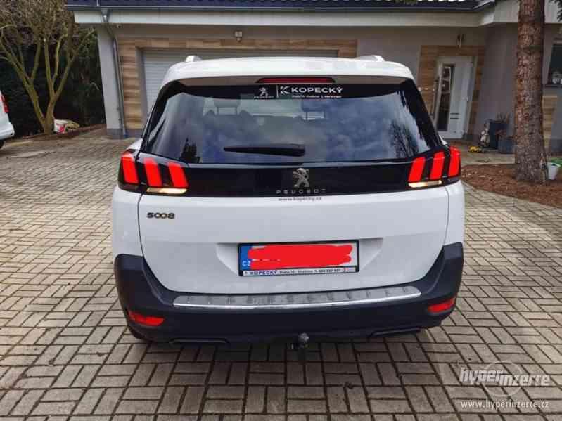 Peugeot 5008 1.6 THP, možnost odp. DPH - foto 3
