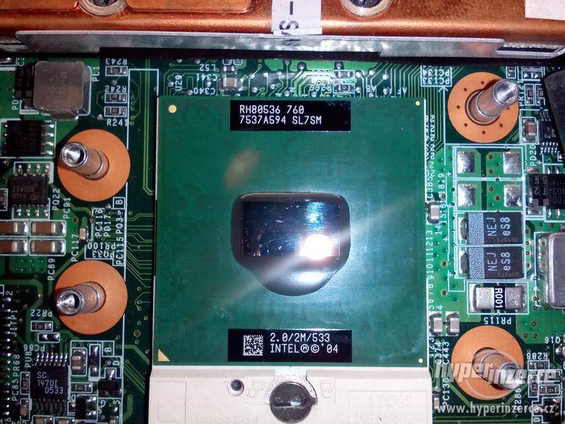 Procesor Intel Pentium M 750