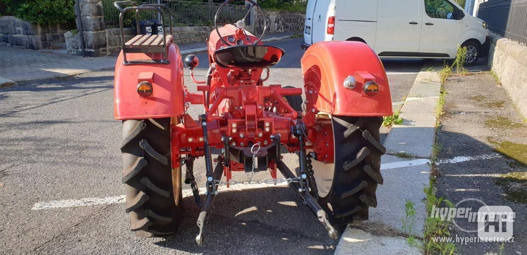 Porsche Junior 108 Diesel traktor - foto 4