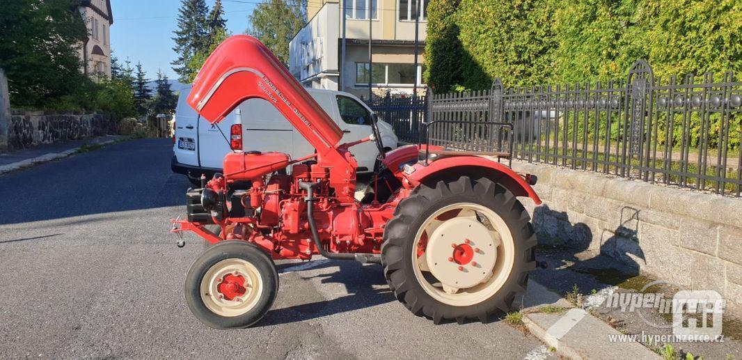 Porsche Junior 108 Diesel traktor - foto 5
