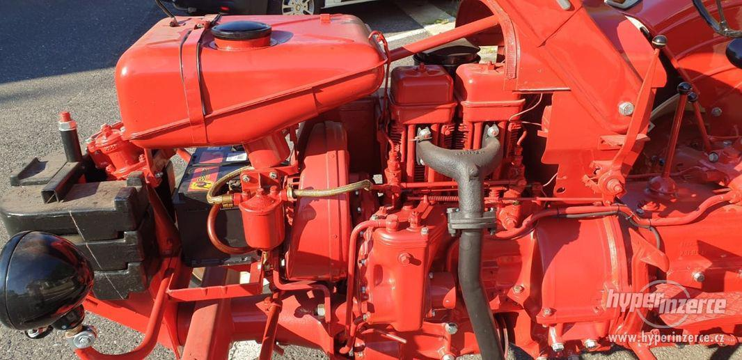 Porsche Junior 108 Diesel traktor - foto 6
