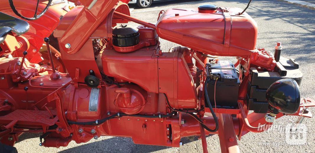 Porsche Junior 108 Diesel traktor - foto 7