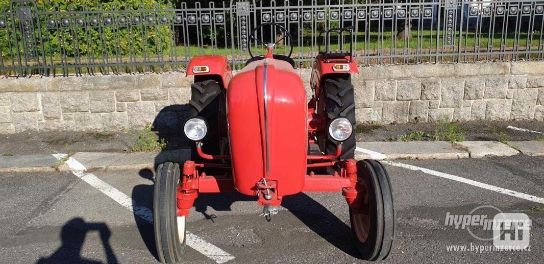 Porsche Junior 108 Diesel traktor - foto 9