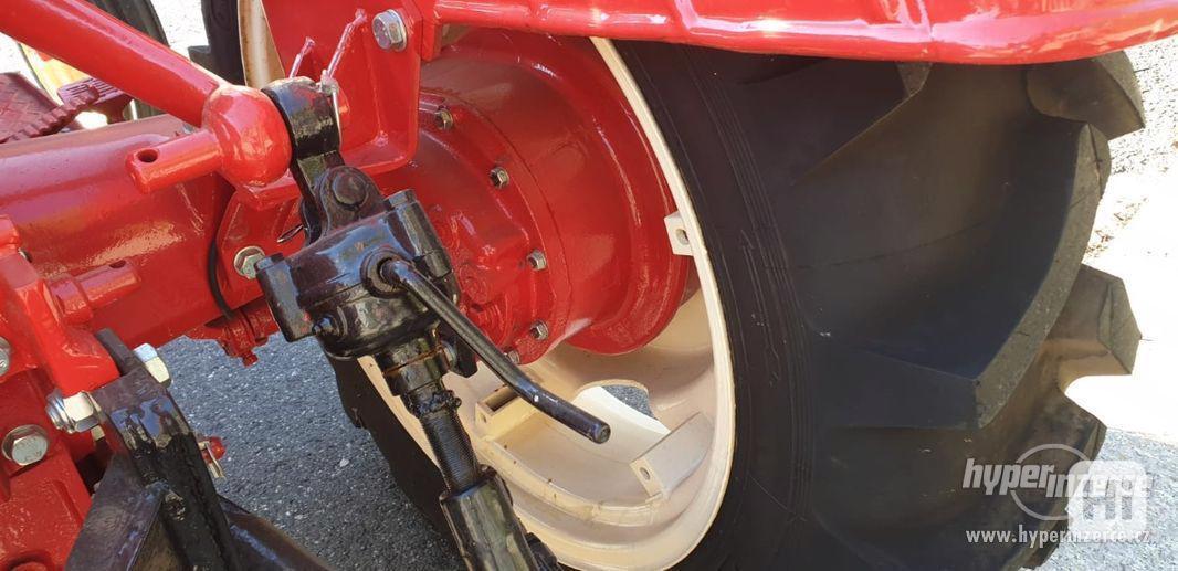 Porsche Junior 108 Diesel traktor - foto 10
