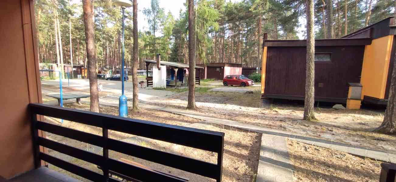 Ubytování v chatě s koupelnou, Máchovo jezero 2021 - foto 8