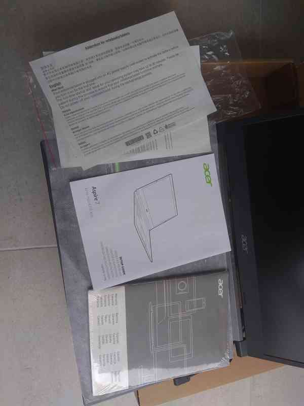 Acer Aspire 7 / Ryzen 5 3550H / GeForce GTX 1650 Ti - foto 9