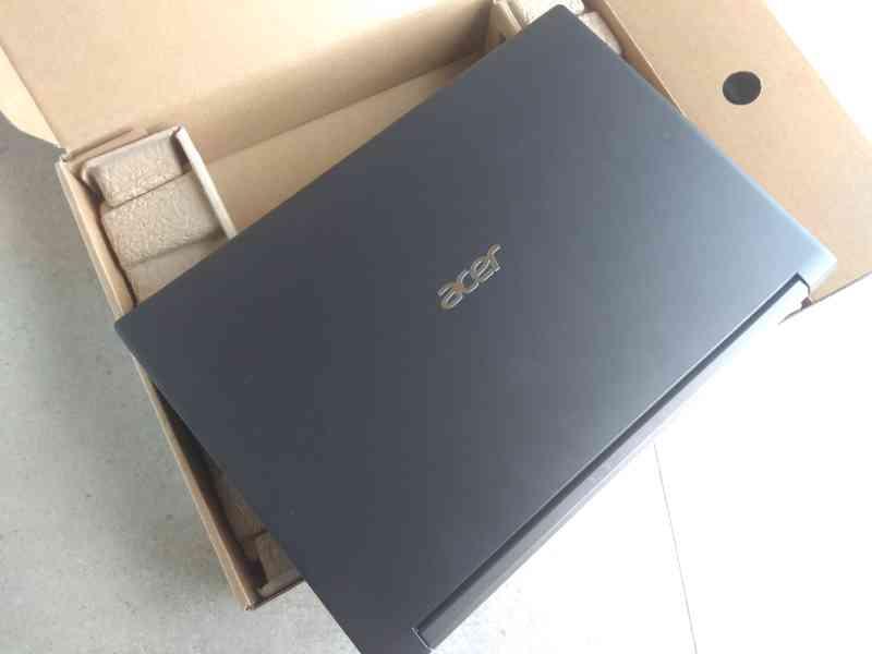 Acer Aspire 7 / Ryzen 5 3550H / GeForce GTX 1650 Ti - foto 4