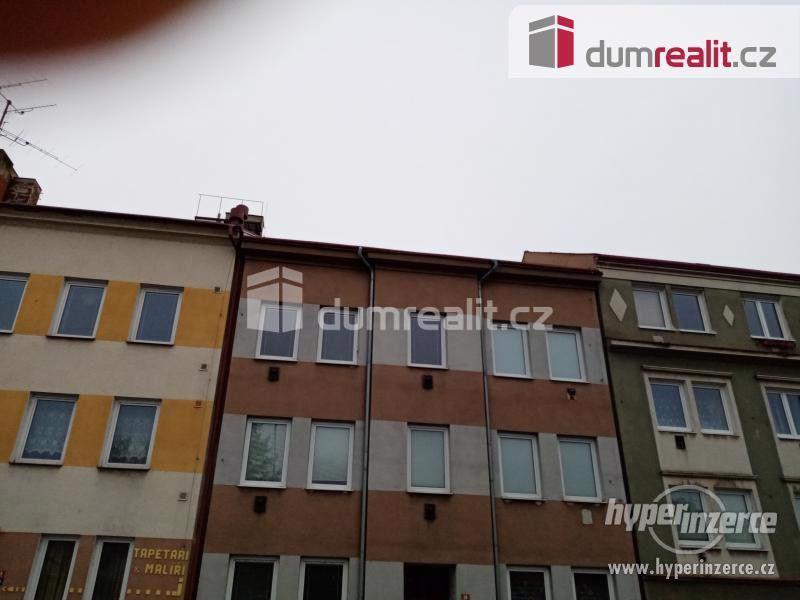 Pronájem bytu 1+1, ul.Kamenická, Děčín