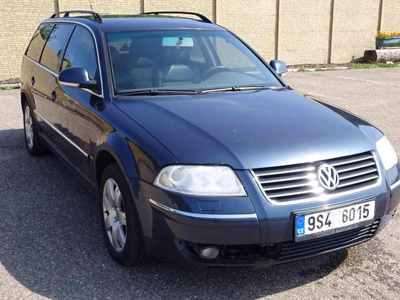 VW Passat 1.9 TDI Variant r.v.2005 (96 kw) Nemá STK - foto 1