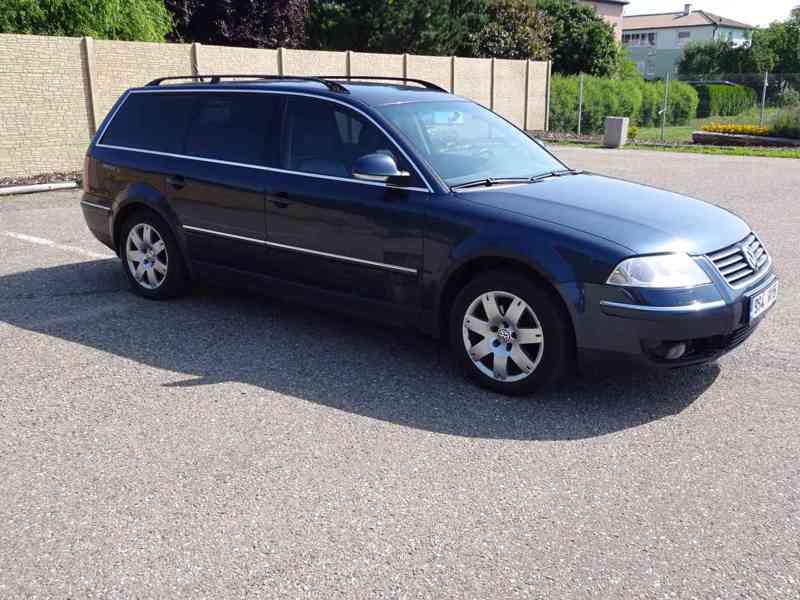 VW Passat 1.9 TDI Variant r.v.2005 (96 kw) Nemá STK - foto 2
