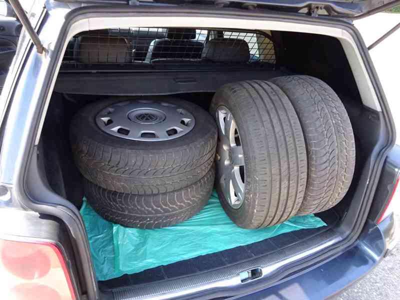 VW Passat 1.9 TDI Variant r.v.2005 (96 kw) Nemá STK - foto 14