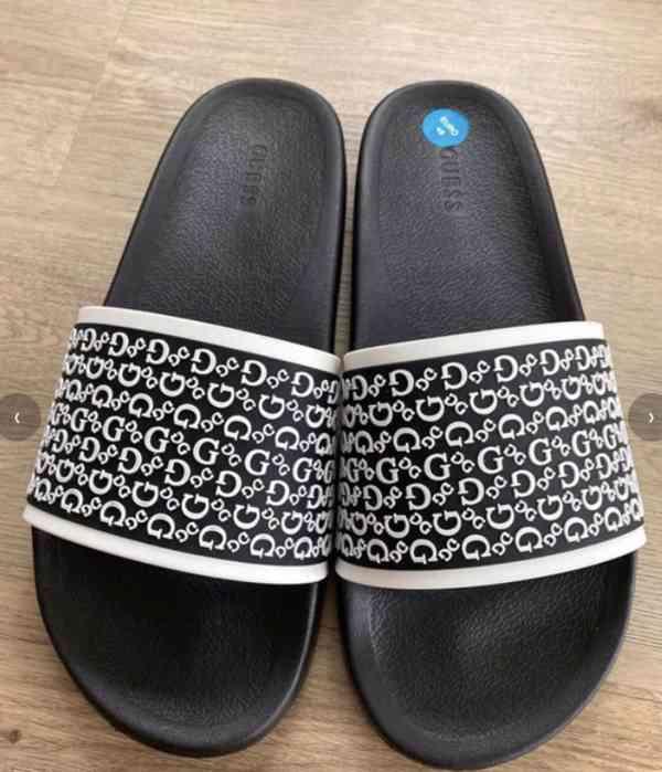 Panské pantofle Guess vel.-45 - foto 3
