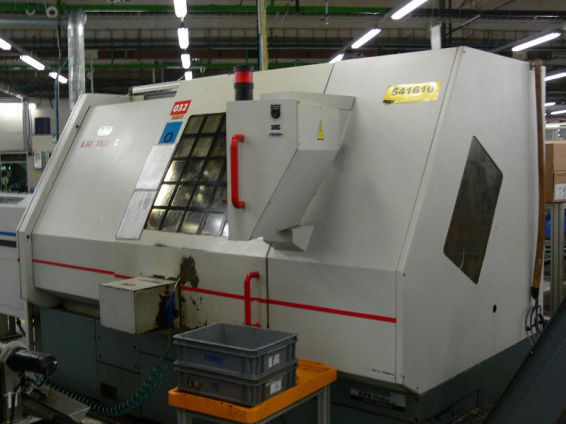 CNC soustruh  S 80 750 C C
