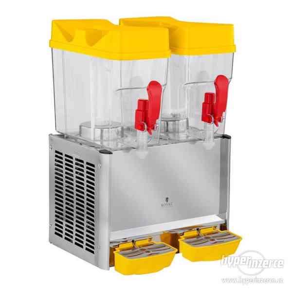Prodám profesionální míchač (vířič) chlazených nápojů - 2 x