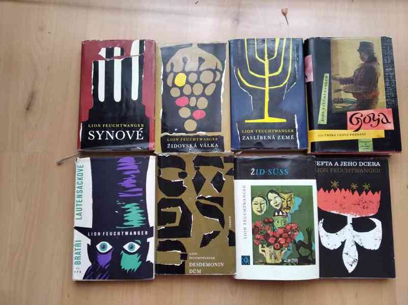 Prodám pěkné knihy !! - foto 8