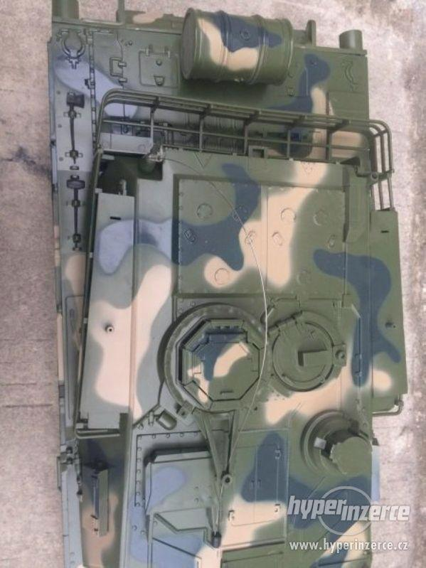 RC bojový tank Monster - foto 2