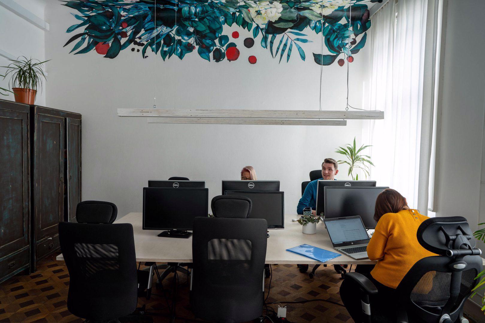 Sdílená kancelář ve Ville Hradčanská - foto 1