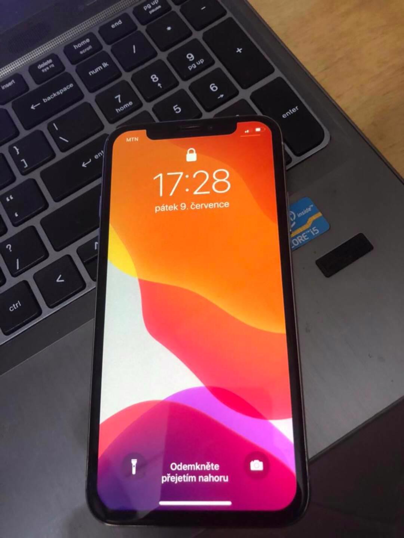 IPhone x na prodej nové podmínky   - foto 1