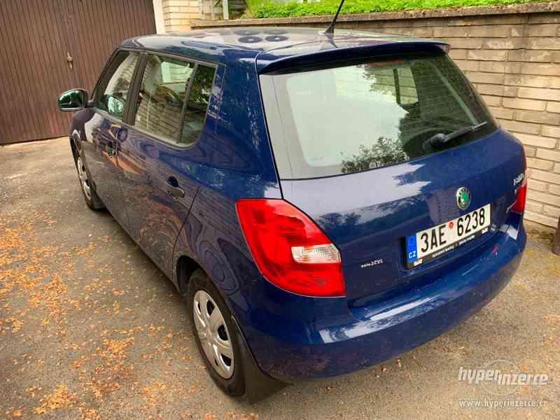 Škoda Fabia II Active 1,2 HTP, 35tisKM - foto 1