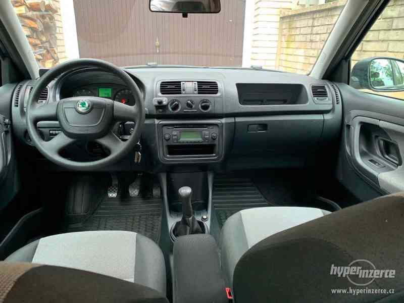 Škoda Fabia II Active 1,2 HTP, 35tisKM - foto 6