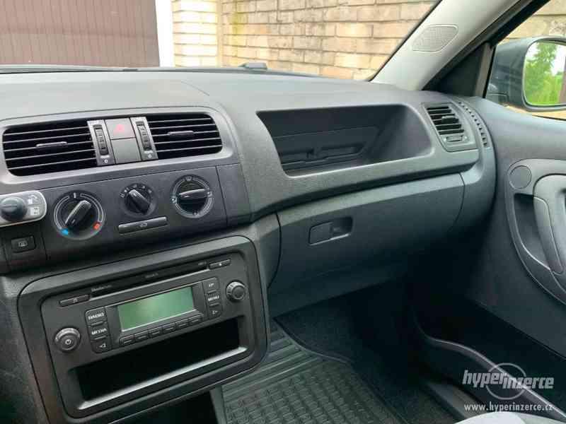 Škoda Fabia II Active 1,2 HTP, 35tisKM - foto 9