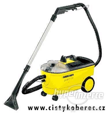 Půjčovna- stroj na čištění koberců - Benešov